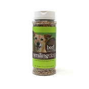 Herbsmith Smiling Dog Kibble Seasoning Freeze Dried Beef with Potato Dog Food Topper