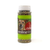 Herbsmith Smiling Dog Kibble Seasoning Freeze Dried Chicken with Apples Dog Food Topper