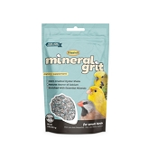Higgins Sunburst Gourmet Natural Treats Mineral Grit for Small Birds