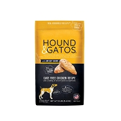 Hound & Gatos Ancient Grain Cage-Free Chicken Recipe Dry Dog Food, 12-lb Bag