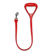 Jersey Dog Co. The Walker USA Dog Leash, Red