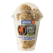 K9 Granola Factory Donut HOLES Peanut Butter Recipe w/ Sprinkles Dog Treats, 10 Count (COPY)
