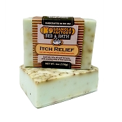 K9 Granola Factory Itch Relief Goats Milk Soap for Dogs