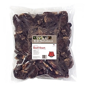 K9 Kraving Beef Heart Dog Treats, 5-lb Bag