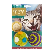 Karma Cat Ball Wool Toys