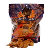 Kona's Chips Freeze-Dried Chicken Liver Dog Treats, 4-oz Bag