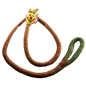 LeSharma Eco Single Head Tuggies Monkey Dog Toy, Large, 72
