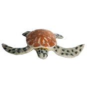 LeSharma Eco Turtle Wool Dog Toy, Flip