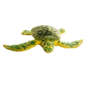 LeSharma Eco Turtle Wool Dog Toy, Slider