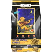 Lotus Good Grains Chicken Recipe Oven-Baked Adult Dry Dog Food, 25-lb Bag