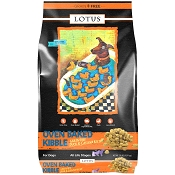Lotus Oven-Baked Grain-Free Duck Recipe Dry Dog Food, 20-lb Bag