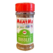 MeatMe Organic Bibbles Beef Toppers for Dogs and Cats