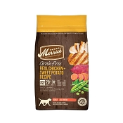 Merrick Real Chicken + Sweet Potato Recipe Grain-Free Adult Dry Dog Food, 10-lb Bag