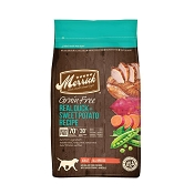 Merrick Real Duck + Sweet Potato Recipe Grain-Free Adult Dry Dog Food, 10-lb Bag