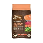 Merrick Real Salmon + Sweet Potato Recipe Grain-Free Adult Dry Dog Food, 10-lb Bag