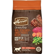 Merrick Real Texas Beef + Sweet Potato Recipe Grain-Free Adult Dry Dog Food, 22-lb Bag