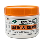 Nature's Farmacy Dogzymes Gain & Shine Dog Supplement, 1-lb