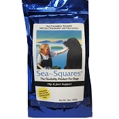 NutriSea Sea Squares Dog Supplement, 16 Ounces