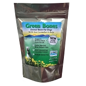 NutriSea Green Bones Dental Treats for Dogs