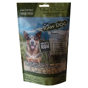 OC Raw Meaty Rox Turkey & Produce Freeze Dried Dog Food, 5.5-oz Bag