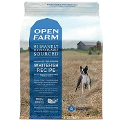 Open Farm Catch-of-the-Season Whitefish Dry Dog Food, 24-lb Bag