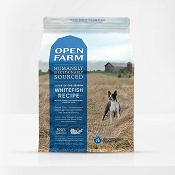 Open Farm Catch-of-the-Season Whitefish Dry Dog Food, 12-lb Bag
