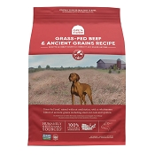Open Farm Grass-Fed Beef & Ancient Grains Dry Dog Food, 22-lb Bag