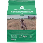 Open Farm Homestead Turkey & Ancient Grains Dry Dog Food, 22-lb Bag
