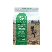 Open Farm Homestead Turkey & Chicken Dry Dog Food, 12-lb Bag