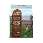 Open Farm Pasture-Raised Lamb Dry Cat Food, 4-lb Bag