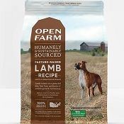 Open Farm Pasture Raised Lamb Dry Dog Food, 24-lb Bag