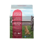 Open Farm Wild-Caught Salmon Dry Cat Food, 4-lb Bag
