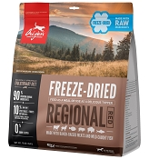 ORIJEN Regional Red Freeze-Dried Dog Food, 16-oz Bag