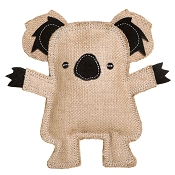Outback Tails Kevin the Koala Natural Dog Toy