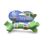 Pet Qwerks BarkBone Stick Mint Flavored Nylon USA Dog Chew Toy, Large
