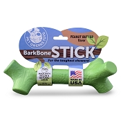 Pet Qwerks BarkBone Stick Mint Flavored Nylon USA Dog Chew Toy, Extra Large