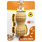 Poochie Butter Chew Toy Filler for Dogs
