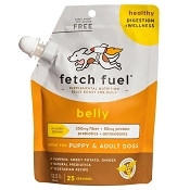 Presidio Fetch Fuel Belly Digestion Supplement for Dogs