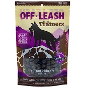 Presido Off-Leash Mini Trainers Tender Duck Recipe Dog Treats, 14-oz Bag