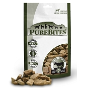 PureBites Beef Liver Freeze-Dried Raw Dog Treats, Jumbo 44-oz Bag