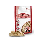 PureBites Chicken Breast Freeze-Dried Raw Dog Treats, 11.6-oz Bag