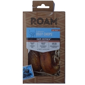 ROAM Pet Treats Ossy Chops Ostrich Bone Dog Treats