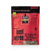 Raw Bistro Dehydrated Beef Entree Dog Food, 1-lb Bag