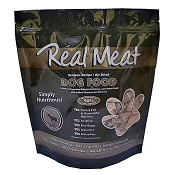 Real Meat Venison Recipe Air-Dried Dog Food, 2-lb Bag