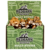 Redbarn Braided Bully Stick Dog Treat, 7-Inches