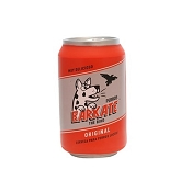 Silly Squeakers Beer Can Dog Toy, Barkate