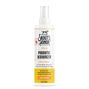 Skout's Honor Probiotic Honeysuckle Deodorizer for Dogs & Cats, 8-oz Bottle