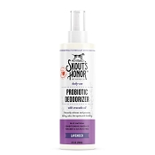Skout's Honor Probiotic Lavender Deodorizer for Dogs & Cats, 8-oz Bottle
