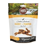 Smart Cookie Barkery Rabbit + Pumpkin Regional Bites Dog Treats