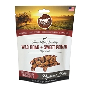 Smart Cookie Barkery Wild Boar + Sweet Potato Regional Bites Dog Treats